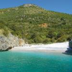 Cala Bianca - luoghi da visitare nel Cilento