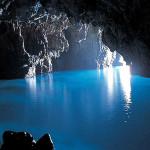 Grotta azzurra - luoghi da visitare nel Cilento